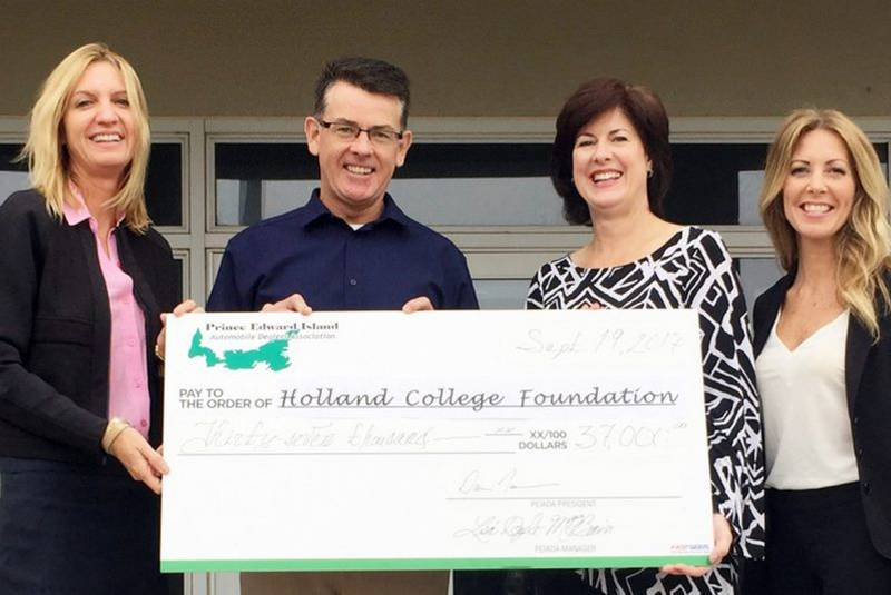 Holland College Awards Benefit Automotive And Business Students